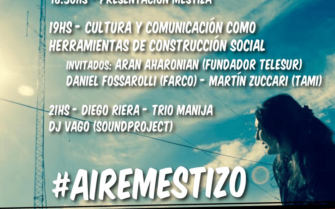 #AireMestizo