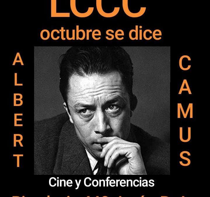 """Conferencia """"La Peste"""""""