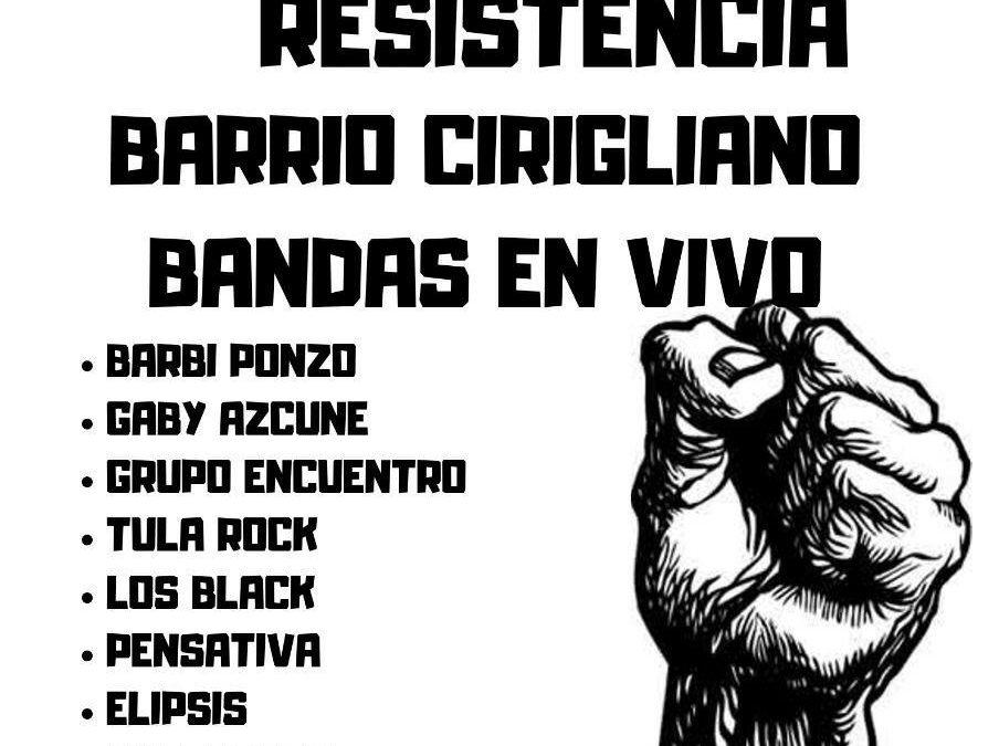 VI Festival de la Resistencia
