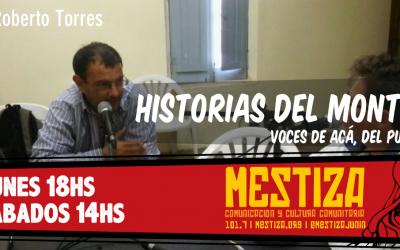 Historias del montón #3 – Roberto Torres