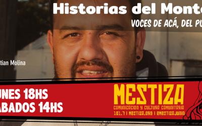 Historias del monton #8 – Cristian Molina