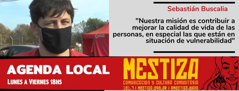 """""""Nuestra misión es contribuir a mejorar la calidad de vida de las personas, en especial a las que están en situación de vulnerabilidad"""""""