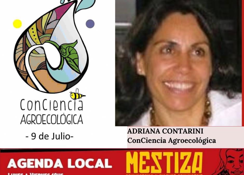 Adriana Contarini. ConCiencia Agroecológica