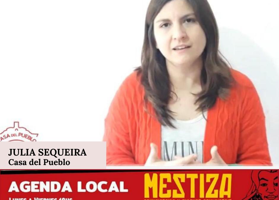 Julia Sequeira. Casa del Pueblo