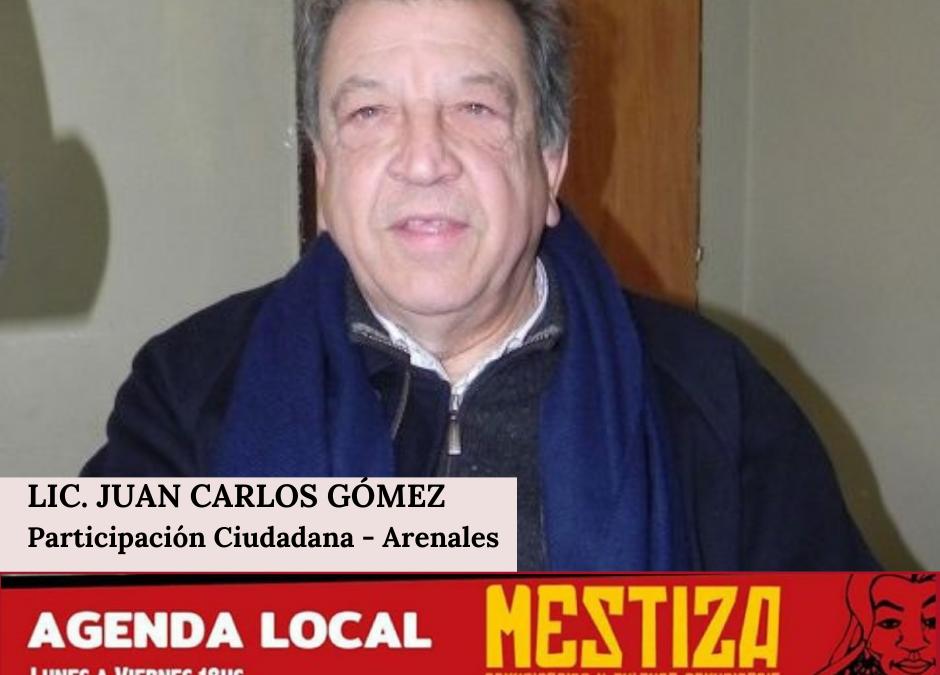Juan Carlos Gomez, Gral. Arenales