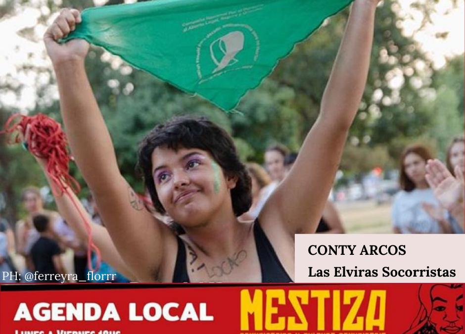 Conty Arcos. Las Elviras Socorristas