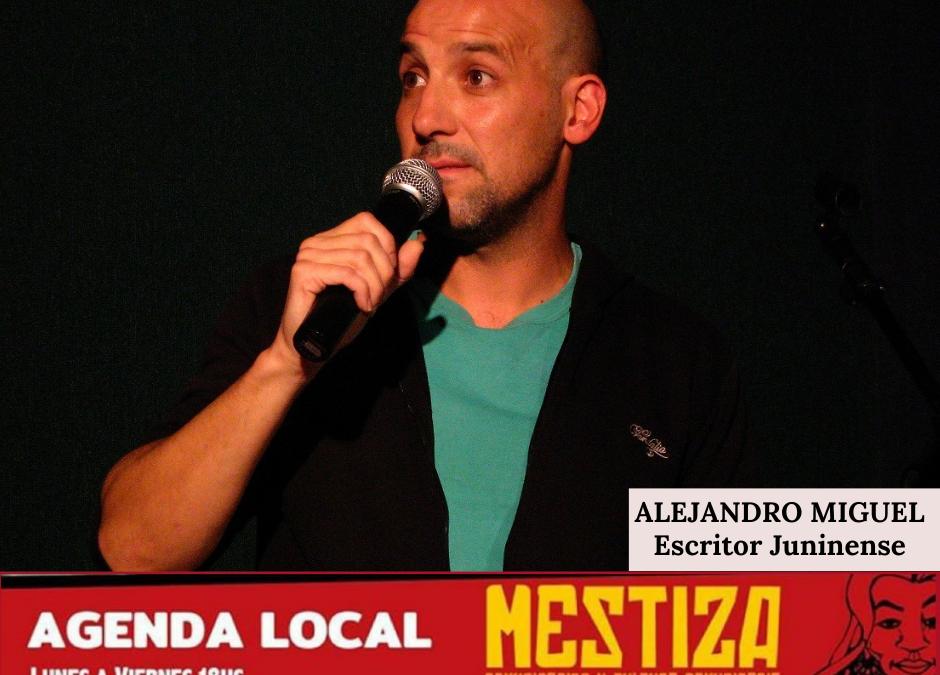 Alejandro Miguel. Escritor