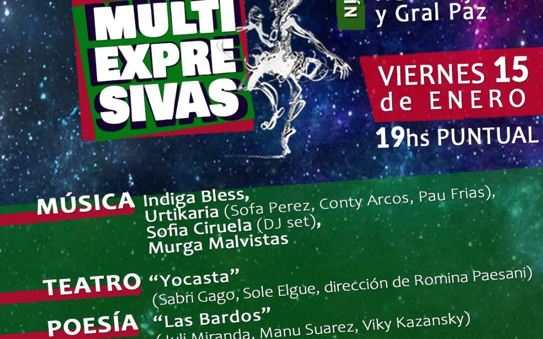 Festival Multiexpresivas